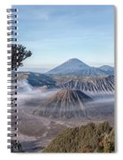 Mount Bromo National Park - Java Spiral Notebook