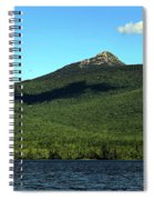 Mount Chocorua Spiral Notebook