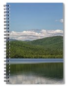 Mount Chocura Panorama Spiral Notebook