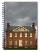 Mount Clare Mansion Spiral Notebook