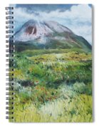 Mount Errigal County Donegal Ireland 2016 Spiral Notebook