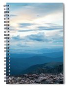 Mount Evans Spiral Notebook