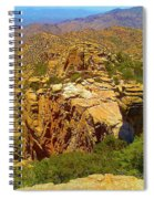 Mount Lemmon II Spiral Notebook