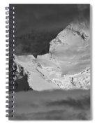 Mount Mckinley Spiral Notebook