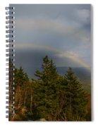 Mount Monadnock Spiral Notebook