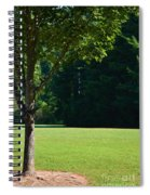 Mount Pisgah  Spiral Notebook