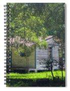 Mount Pleasant Bygone Era  Spiral Notebook