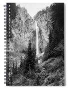 Mount Rainier National Park Spiral Notebook