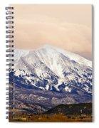 Mount Sopris Spiral Notebook