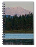 Mount St. Helens Spiral Notebook