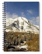 Mount Timpanogos Spiral Notebook