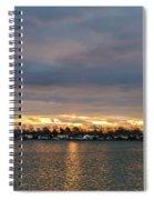 Mount Trashmore Sunrise 2 Spiral Notebook