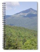 Mount Washington Spiral Notebook