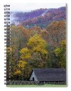 Mountain Farm Spiral Notebook