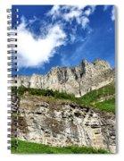 Mountain High Spiral Notebook