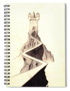 Mountain Keep Spiral Notebook