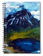 Mountain Lake Spiral Notebook
