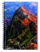 Mountain Landscape 27  Spiral Notebook