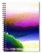 Mountain Lions Spiral Notebook