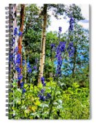 Mountain Meadow Spiral Notebook