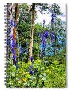 Mountain Meadow Spiral Notebook
