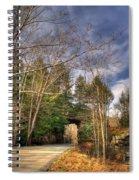 Mountain Pass Spiral Notebook