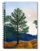 Mountain Pines Spiral Notebook