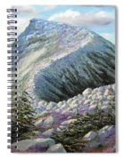 Mountain Ridge Spiral Notebook