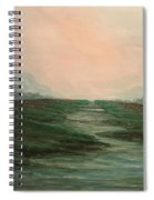 Mountain River Spiral Notebook