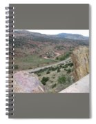 Mountain Road Spiral Notebook