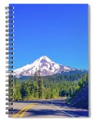 Mountain Top Spiral Notebook