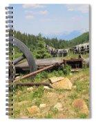 Mountain Treasures 2 Spiral Notebook