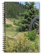 Mountain Treasures 4 Spiral Notebook