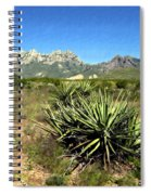 Mountain View Las Cruces Spiral Notebook