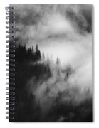 Mountain Whispers Spiral Notebook