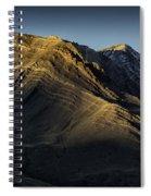 Mountains In Argentina Spiral Notebook