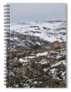 Mountains Of Serra Da Estrela Spiral Notebook