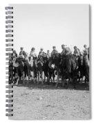 Mounted Guard, 1921 Spiral Notebook