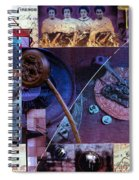 Mounting Spiral Notebook