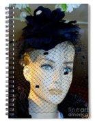 Mourning Millicent Spiral Notebook