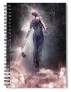Mourning Star Spiral Notebook