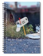 Mouse Patrol Spiral Notebook