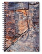 Mouse's Tank Canyon Wall Spiral Notebook
