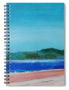 Mouth Of The River Exe Spiral Notebook