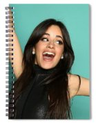 Mouth Open Spiral Notebook