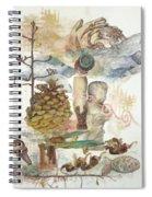 Move Along Spiral Notebook