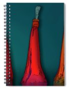 Movers And Shakers Spiral Notebook
