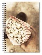 Movie Nostalgia Spiral Notebook