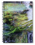 Moving Water Spiral Notebook