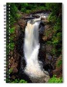 Moxie Falls Spiral Notebook
